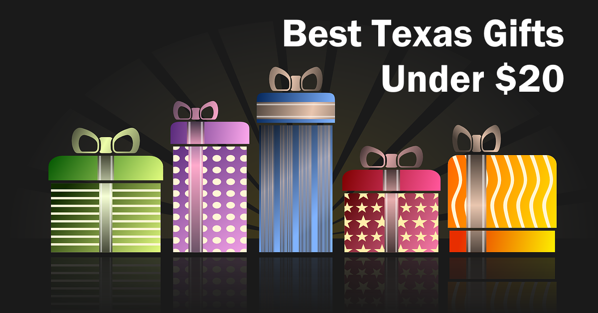 The Best Texas Gifts Under $20