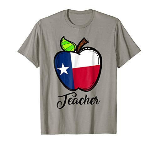 An Apple for the Teacher, Texas Style T-Shirt