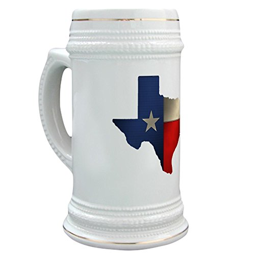State of Texas Beer Stein
