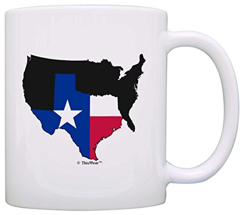 Texas Pride USA Mug