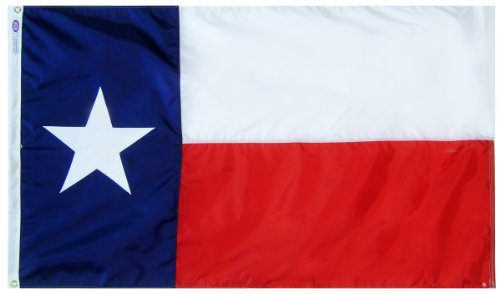Texas State Flag 3×5