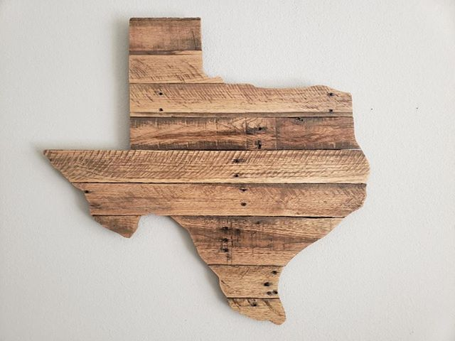 Pallet Wood Texas by LoneStarLeon